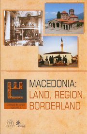 Macedonia land region borderland 2,