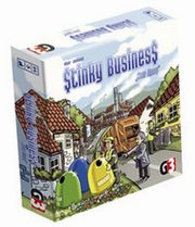 Stinky Business Clean Money, Jesionek Piotr