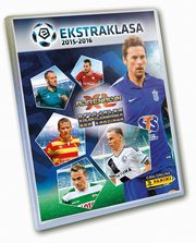 Adrenalyn XL Album Ekstraklasa 2015/2016,