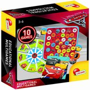 Cars 3 Educational Multigames,