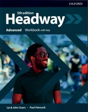 Headway Advanced Workbook with key, Soars Liz, Soars John, Hancock Paul